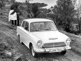 Ver foto 4 de Ford Cortina 2 puertas Saloon 1962