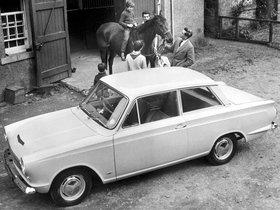 Ver foto 3 de Ford Cortina 2 puertas Saloon 1962