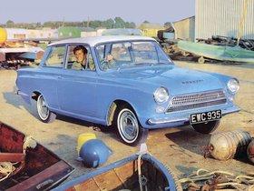 Ver foto 2 de Ford Cortina 2 puertas Saloon 1962