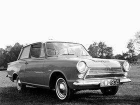 Ver foto 1 de Ford Cortina 2 puertas Saloon 1962