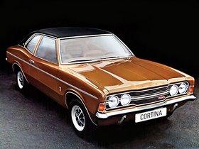 Ver foto 1 de Ford Cortina 2 puertas Saloon 1970