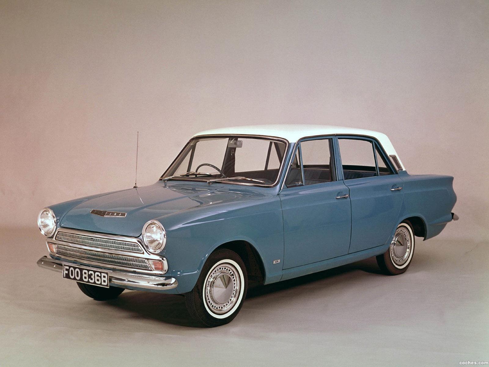 Foto 0 de Ford Cortina 4 puertas Sedan 1962