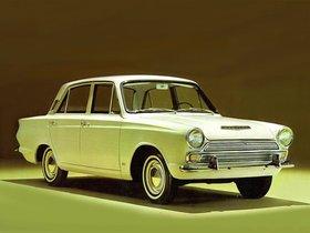 Ver foto 2 de Ford Cortina 4 puertas Sedan 1962