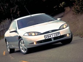 Ver foto 6 de Ford Cougar 2000