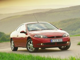 Fotos de Ford Cougar 2000