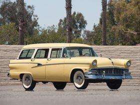 Fotos de Ford Country Sedan 1956