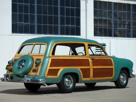 Ver foto 4 de Ford Country Squire 1951
