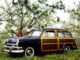 Ver foto 3 de Ford Country Squire 1951