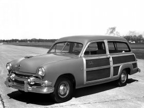 Ver foto 2 de Ford Country Squire 1951