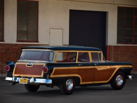 Ver foto 2 de Ford Country Squire 1957