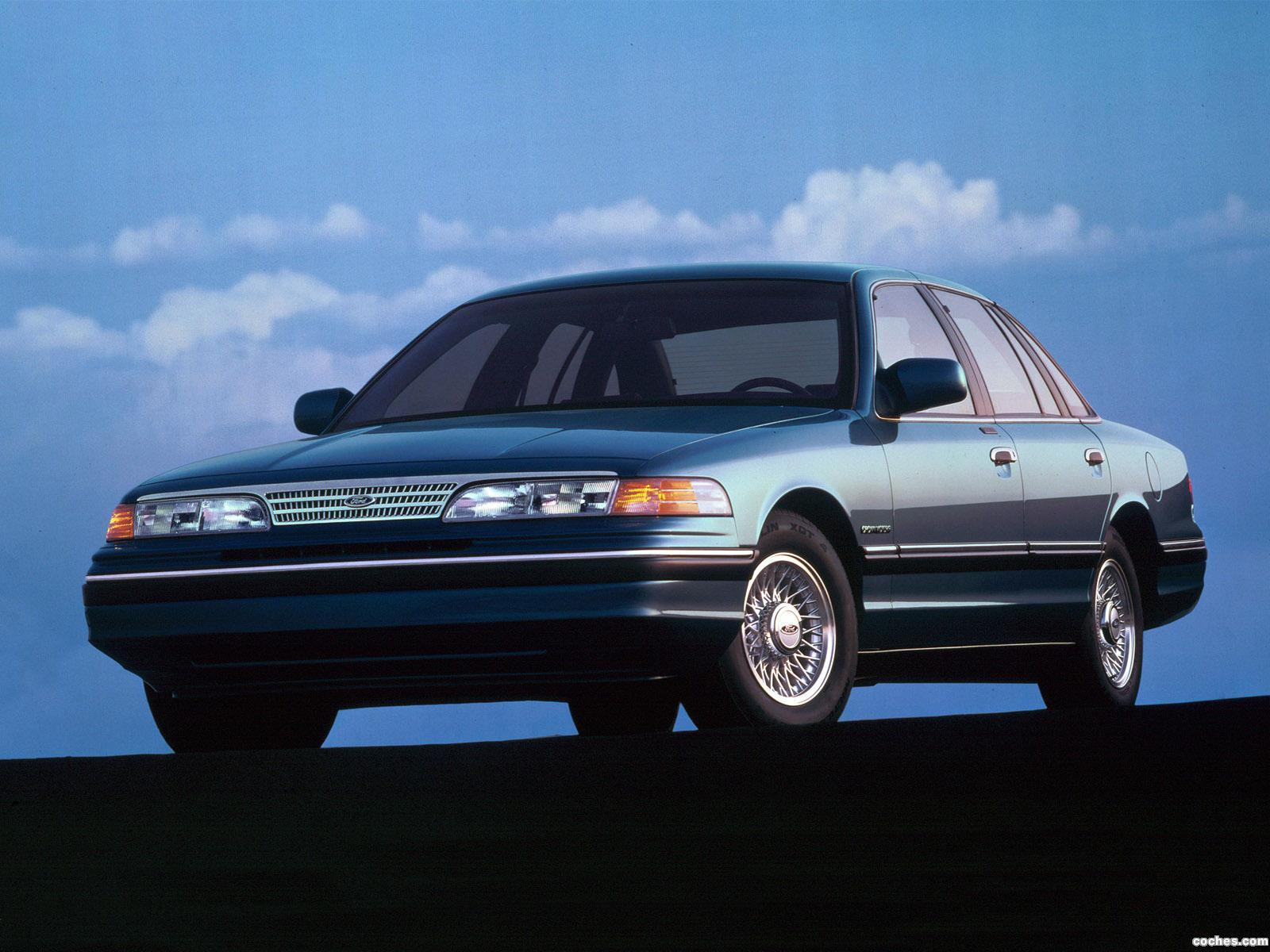 Foto 0 de Ford Crown Victoria 1993