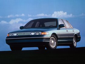 Fotos de Ford Crown Victoria 1993