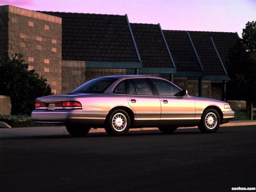 Foto 3 de Ford Crown Victoria 1995