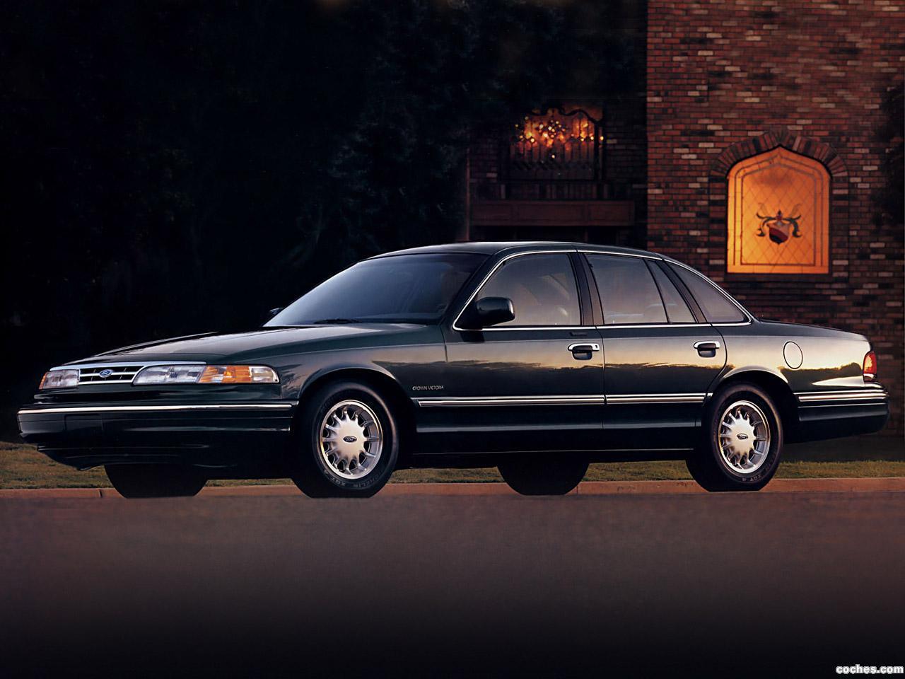 Foto 1 de Ford Crown Victoria 1995