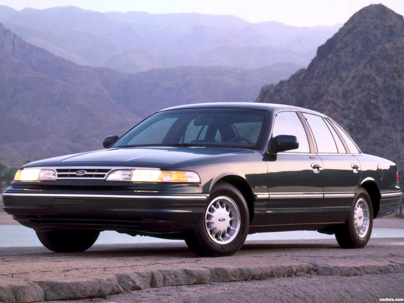 Foto 0 de Ford Crown Victoria 1995