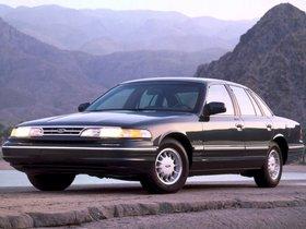 Fotos de Ford Crown Victoria 1995
