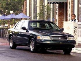 Ver foto 22 de Ford Crown Victoria 1988