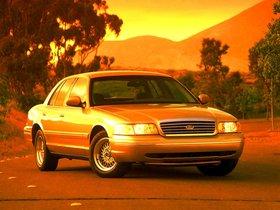 Ver foto 12 de Ford Crown Victoria 1988