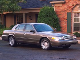 Fotos de Ford Crown Victoria 1988