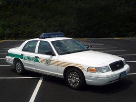 Ver foto 9 de Ford Crown Victoria Police Interceptor 1998