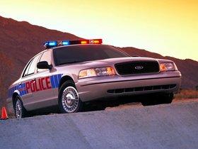 Ver foto 8 de Ford Crown Victoria Police Interceptor 1998
