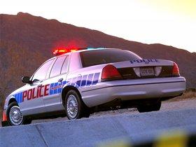 Ver foto 7 de Ford Crown Victoria Police Interceptor 1998