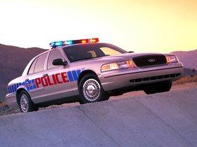 Ver foto 4 de Ford Crown Victoria Police Interceptor 1998