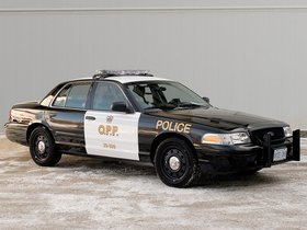 Fotos de Ford Crown Victoria Police Interceptor 1998