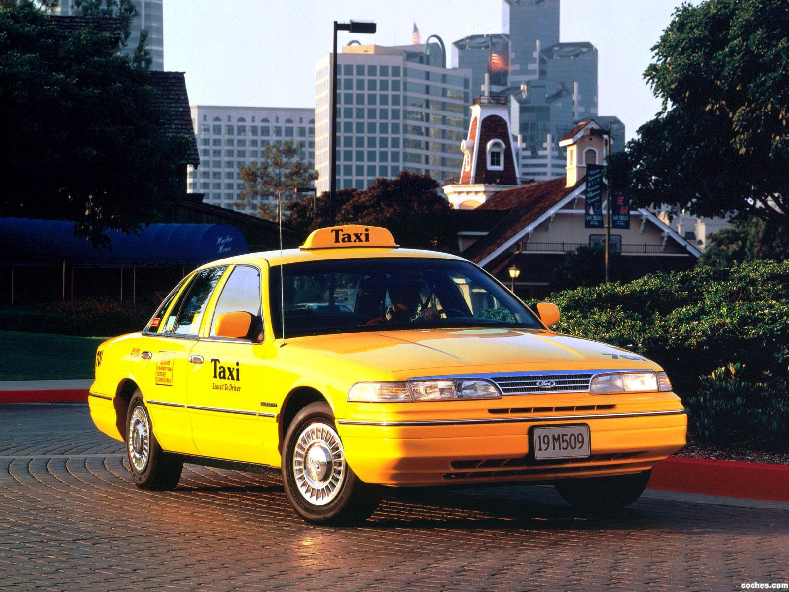 Foto 0 de Ford Crown Victoria Taxi 1993