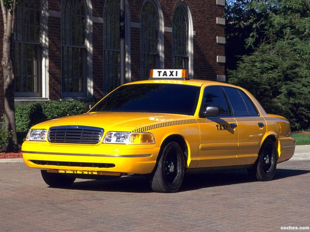 Foto 0 de Ford Crown Victoria Taxi 1998