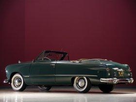 Ver foto 2 de Ford Custom Convertible 1949