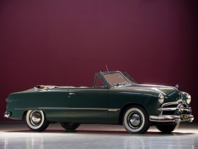 Fotos de Ford Custom Convertible 1949