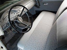 Ver foto 4 de Ford Custom Tudor Sedan 312 Thunderbird Special 1957