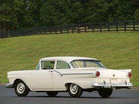 Ver foto 2 de Ford Custom Tudor Sedan 312 Thunderbird Special 1957