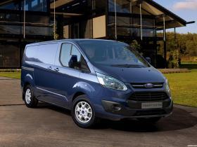 Ver foto 4 de Ford Transit Custom Van 2012