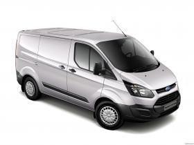 Ver foto 9 de Ford Transit Custom Van 2012