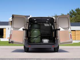 Ver foto 8 de Ford Transit Custom Van 2012