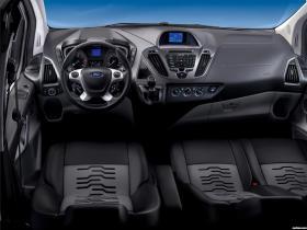 Ver foto 3 de Ford Transit Custom Van 2012