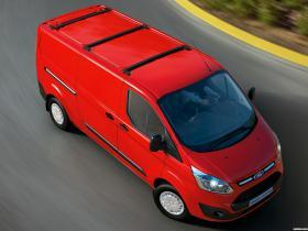 Ver foto 11 de Ford Transit Custom Van 2012