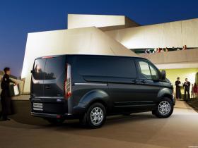 Ver foto 2 de Ford Transit Custom Van 2012