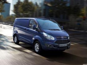 Ver foto 6 de Ford Transit Custom Van 2012