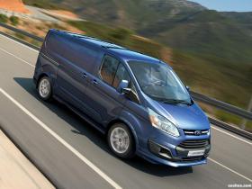 Ver foto 10 de Ford Transit Custom Van 2012