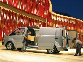 Ver foto 7 de Ford Transit Custom Van 2012