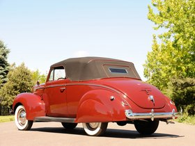 Ver foto 2 de Ford Deluxe Convertible Coupe 1940
