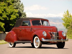 Ver foto 1 de Ford Deluxe Convertible Coupe 1940