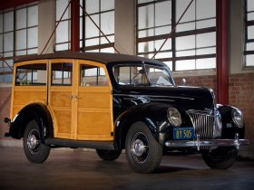 Ver foto 1 de Ford Deluxe Station Wagon 1939