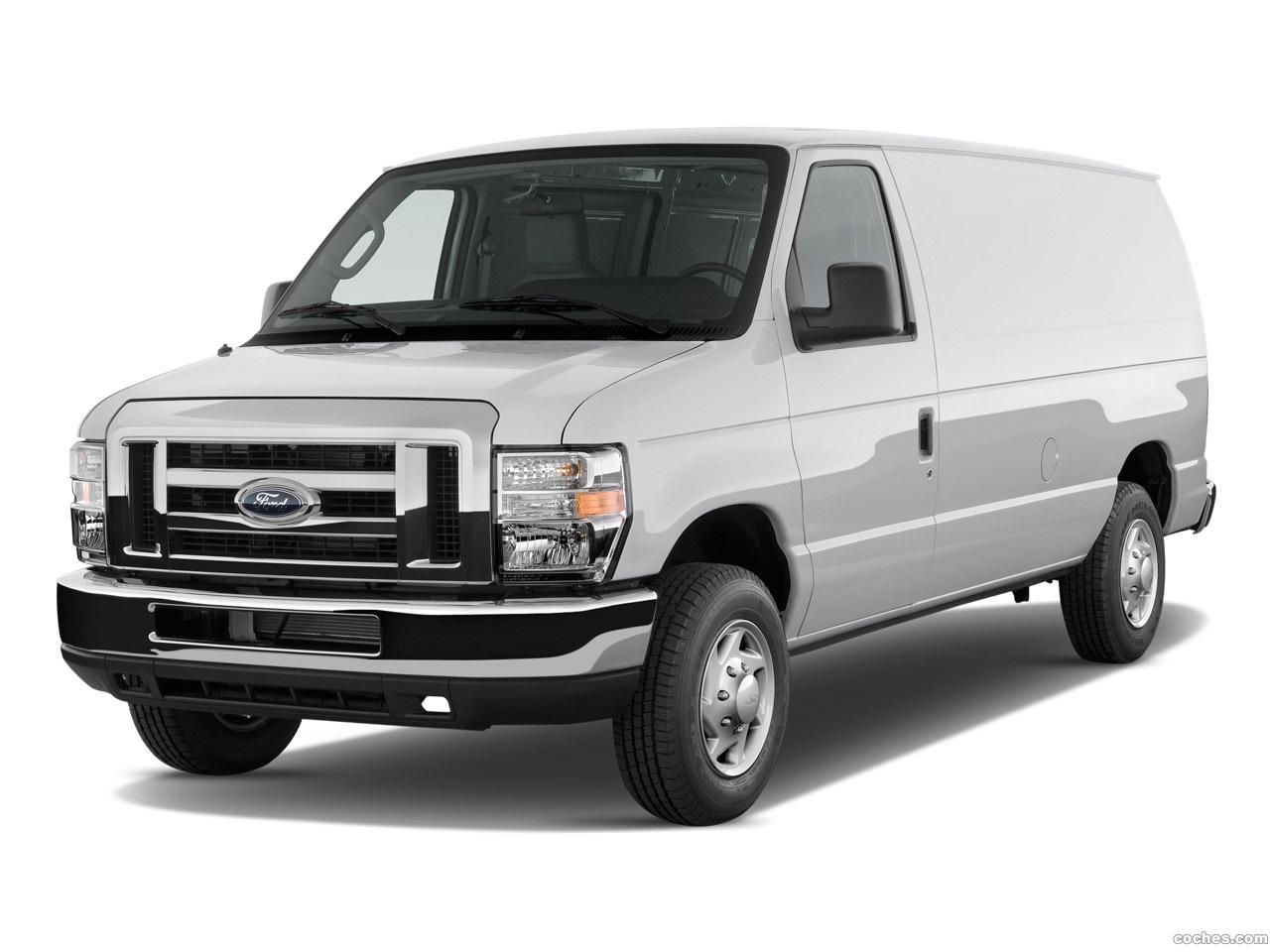 Foto 0 de Ford E-150 Cargo Van 2007