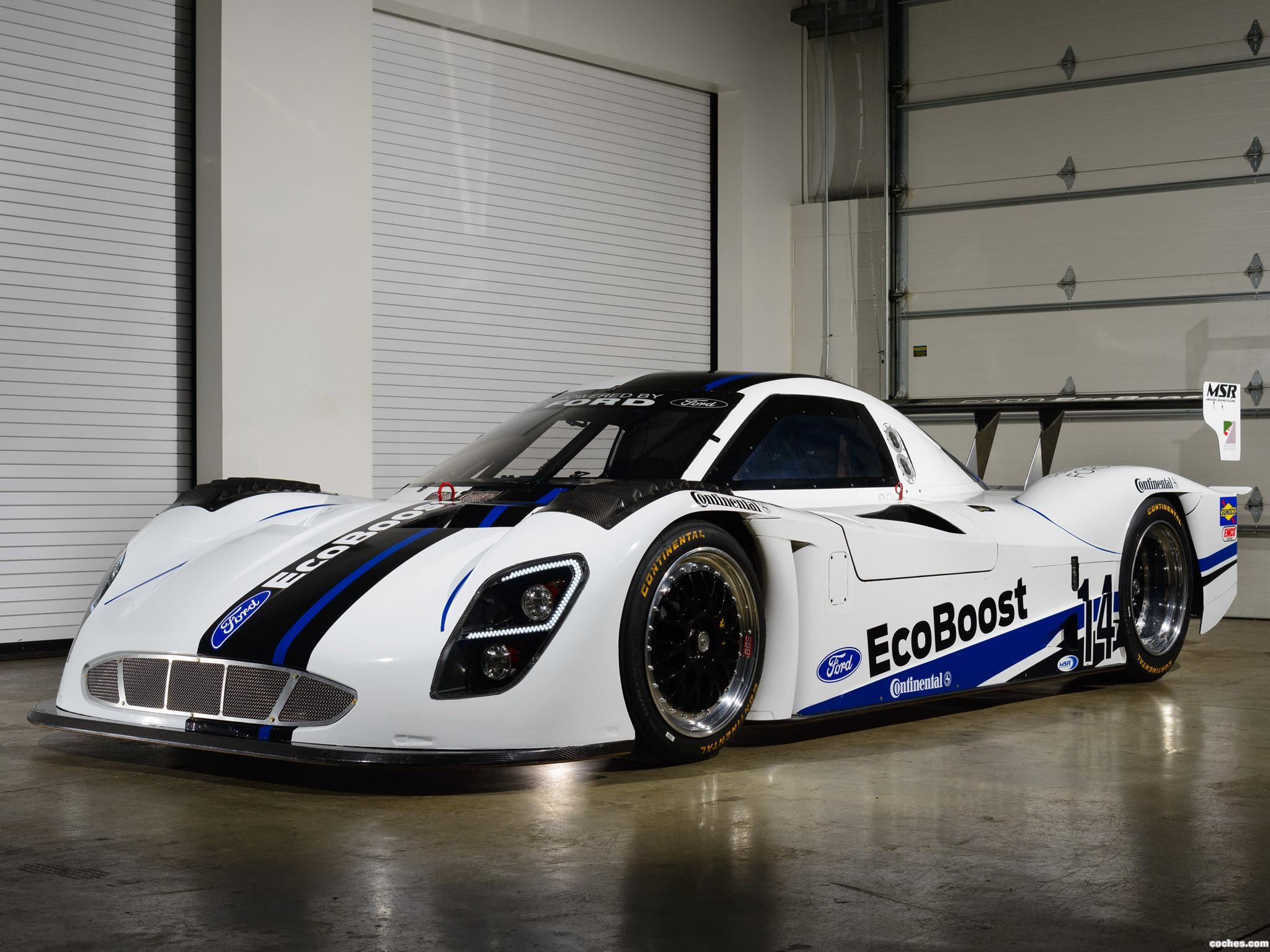 Foto 0 de Ford EcoBoost LMP Race Car 2013