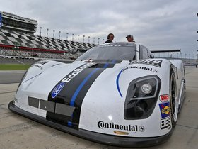 Ver foto 3 de Ford EcoBoost LMP Race Car 2013