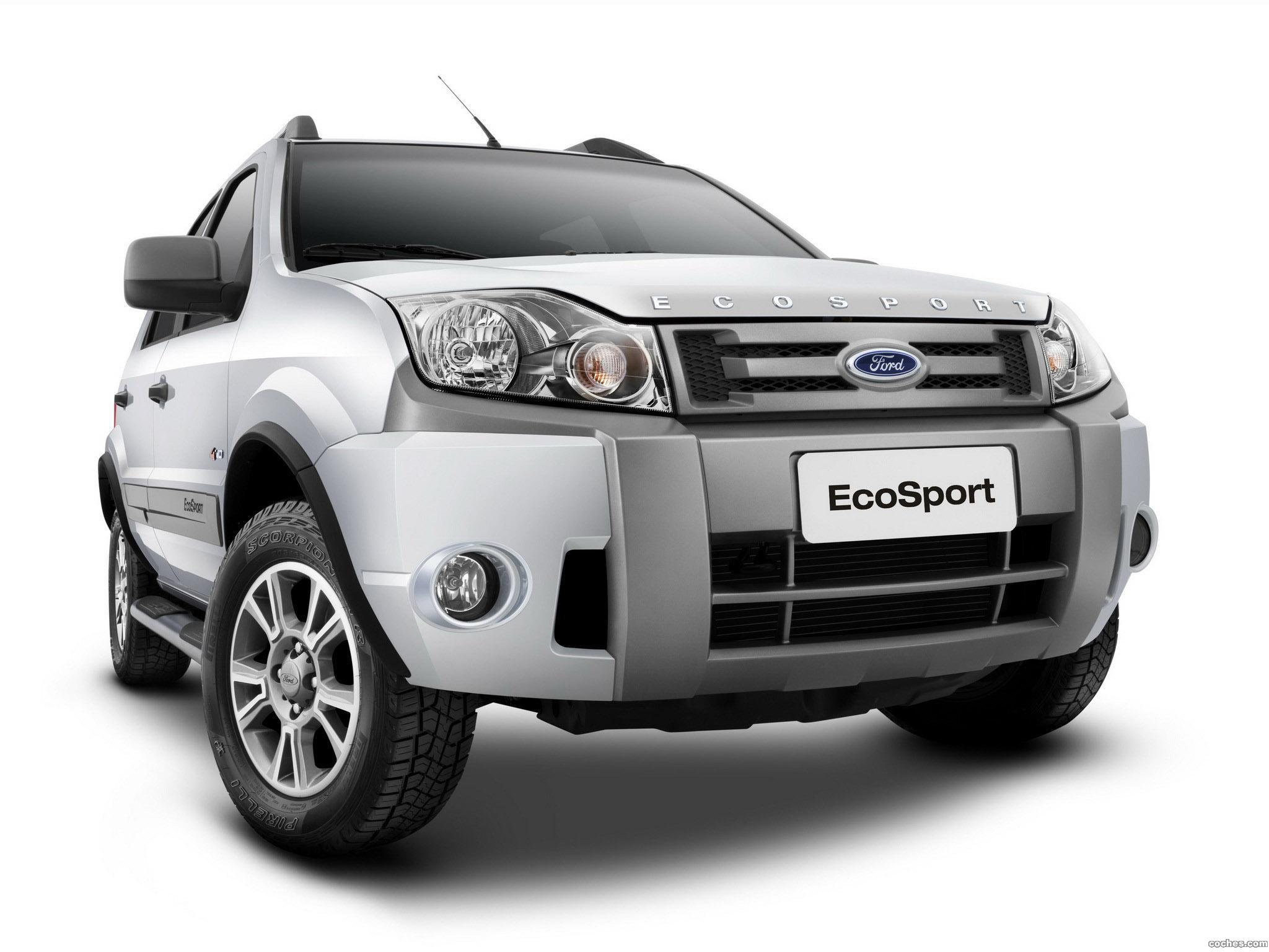 Foto 0 de Ford EcoSport 2007
